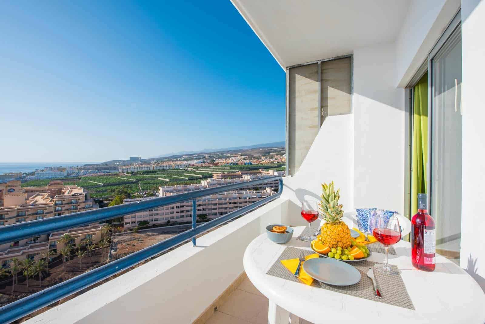 Tenerife Appartamento  vista mare perfetto appena ristrutturato