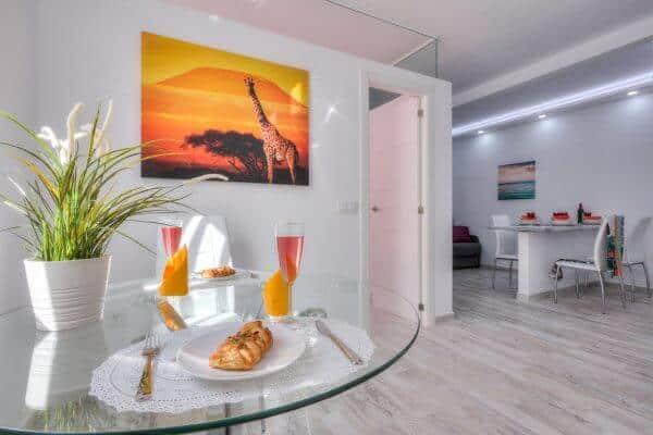 TENERIFE Appartamento Piccolo curato con aria condizionata
