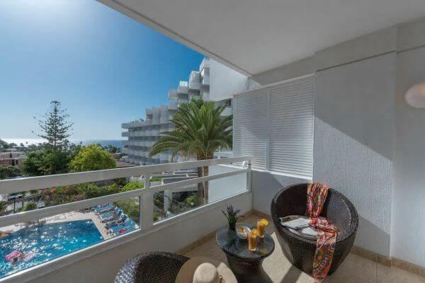 TENERIFE Appartamento Luminoso vista mare ,wifi gratis, aria condizionata