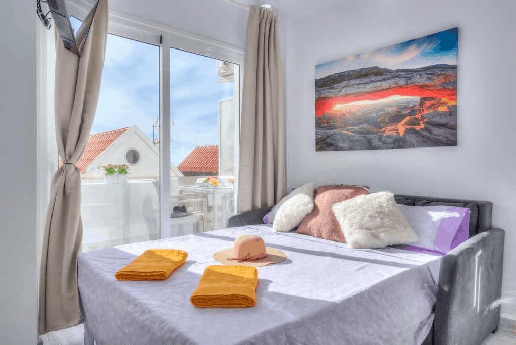 TENERIFE Appartamento Curato con terrazzino aria condizion Costa Adeje