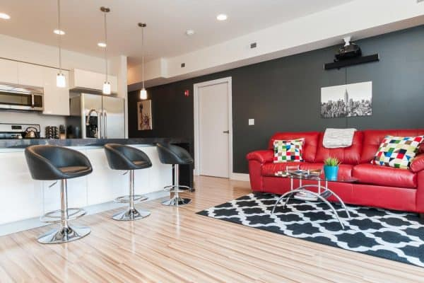 NEW YORK-NEW LUXURY 2BR PENTHOUSE – 10 MINS to TIMES SQ