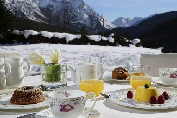 Cortina d'Ampezzo Chalet Falorie