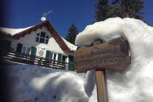 Cortina D'ampezzo Villa Buosi