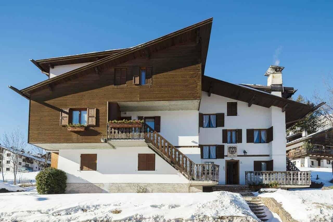 Cortina d'Apezzo villa per vacanza