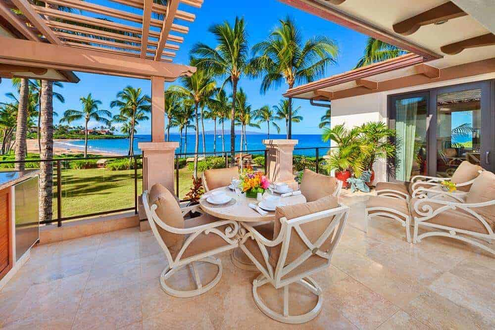 Hawaii Royal Ilima A201 in den Wailea Beach Villas