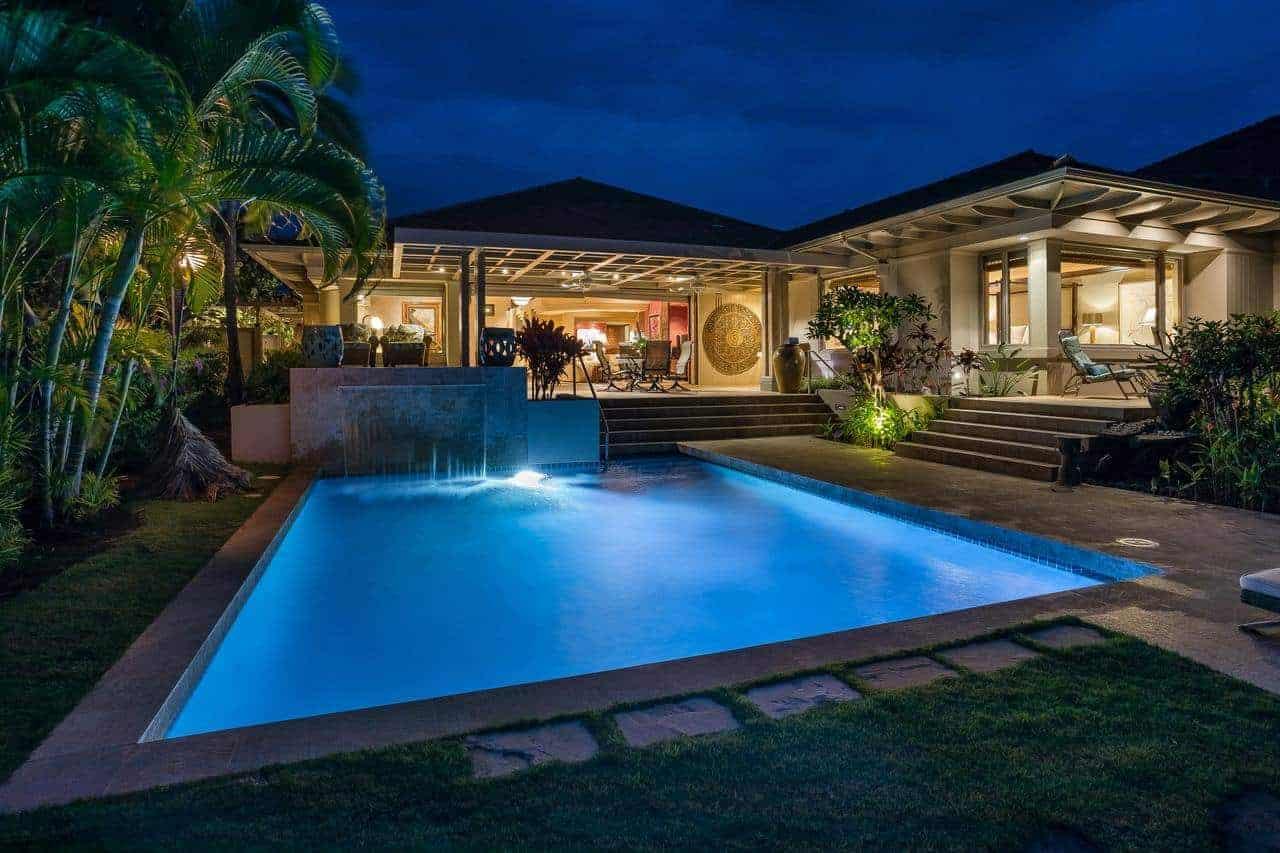 Hawaii Hale Waiulu #150470 Villa