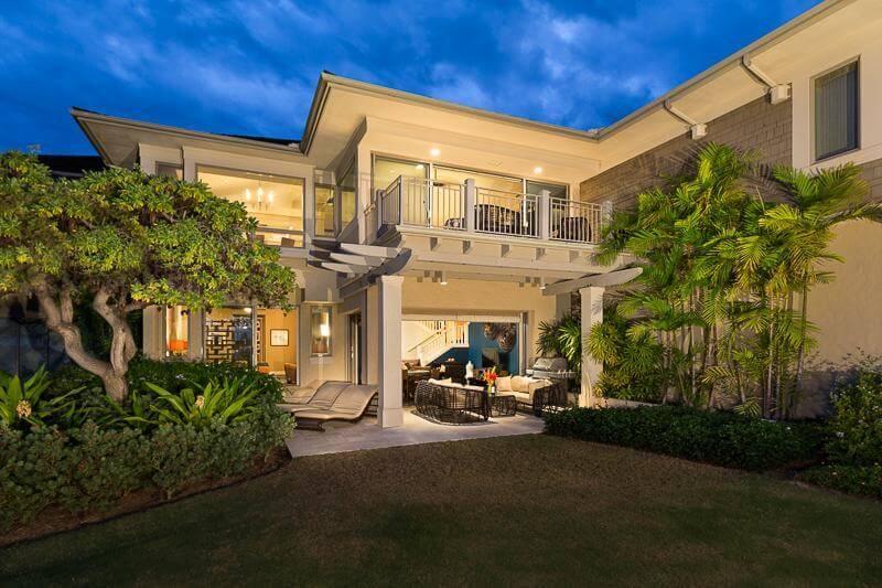 Hawaii Hualalai Resort Palm Villa #140B