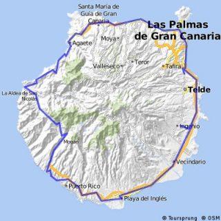 case vacanze gran canaria