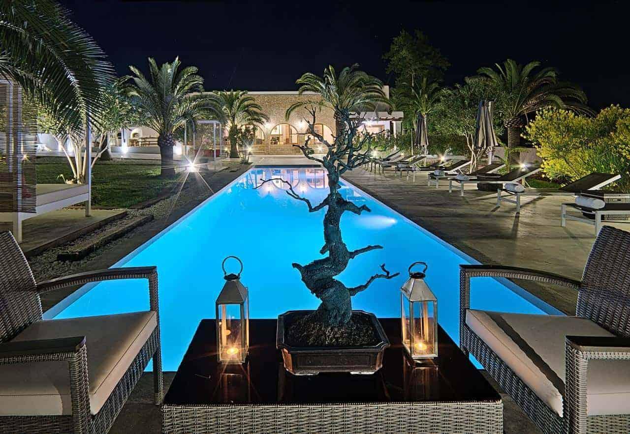 Ibizza villa Cheis Ibiza