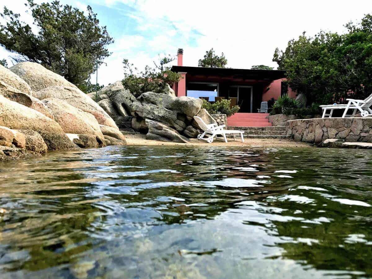 Sardegna Villa Mica isola Maddalena
