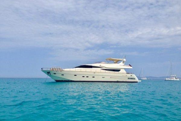 Palma di Mallorca  Luxus Bootsunterkunft