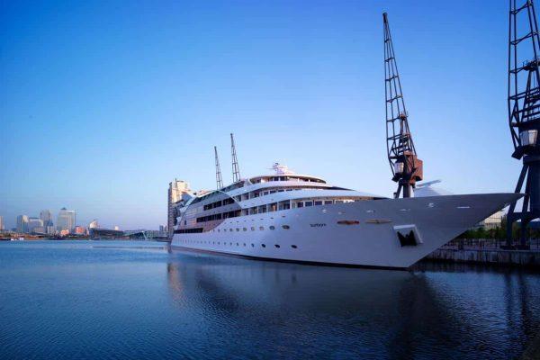 Sunborn London Yacht Hotel  Si apre in una nuova finestra