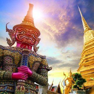 Hoteles de vacaciones en Tailandia