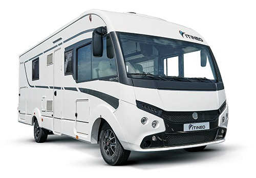 RENT CAMPER STARTING FROM € 73,50 DAY