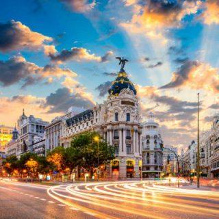MADRID HOTEL HOLIDAY HOUSE