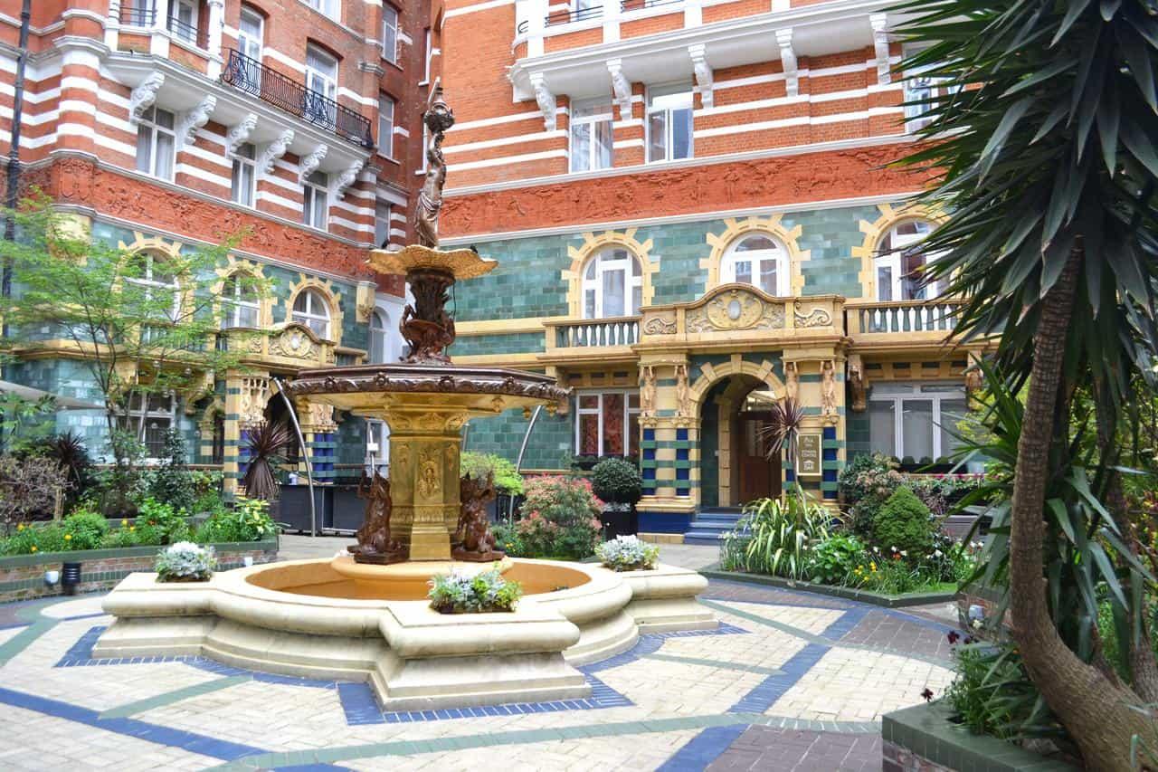 London Hotel 5 Sterne Buckingham Gate Buchung Rent Holiday
