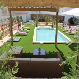 Ibiza hotel vacation homes with swimming pool