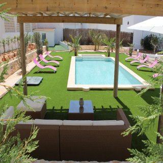 Ibiza hotel case vacanza con piscina