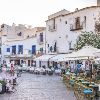 Ibiza hotel case vacanza tutto l'anno