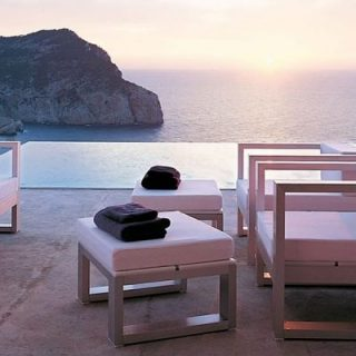Ibiza hotel holiday homes luxury villas