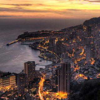 Monaco Hotel case vacanze maps