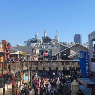 San Francisco Hotel case vacanza